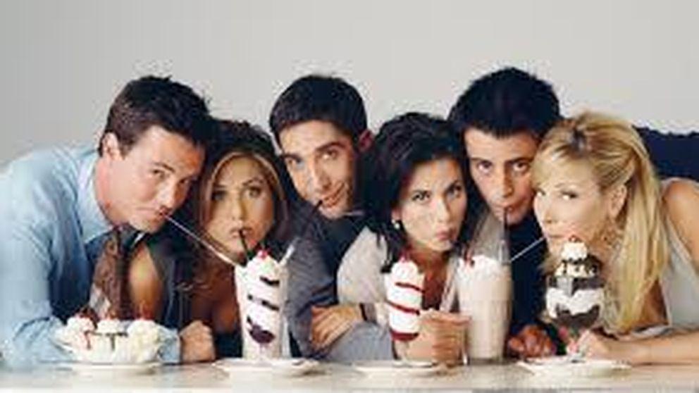 Desvelan la escena vetada de 'Friends'