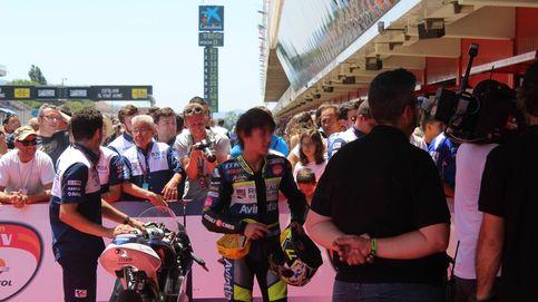 Muere Andreas Pérez, el piloto de 14 años que sufrió un accidente en Montmeló