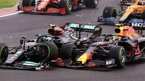 Cuando el cielo se cae sobre Verstappen y Red Bull: al gallo ganador le cortan las alas