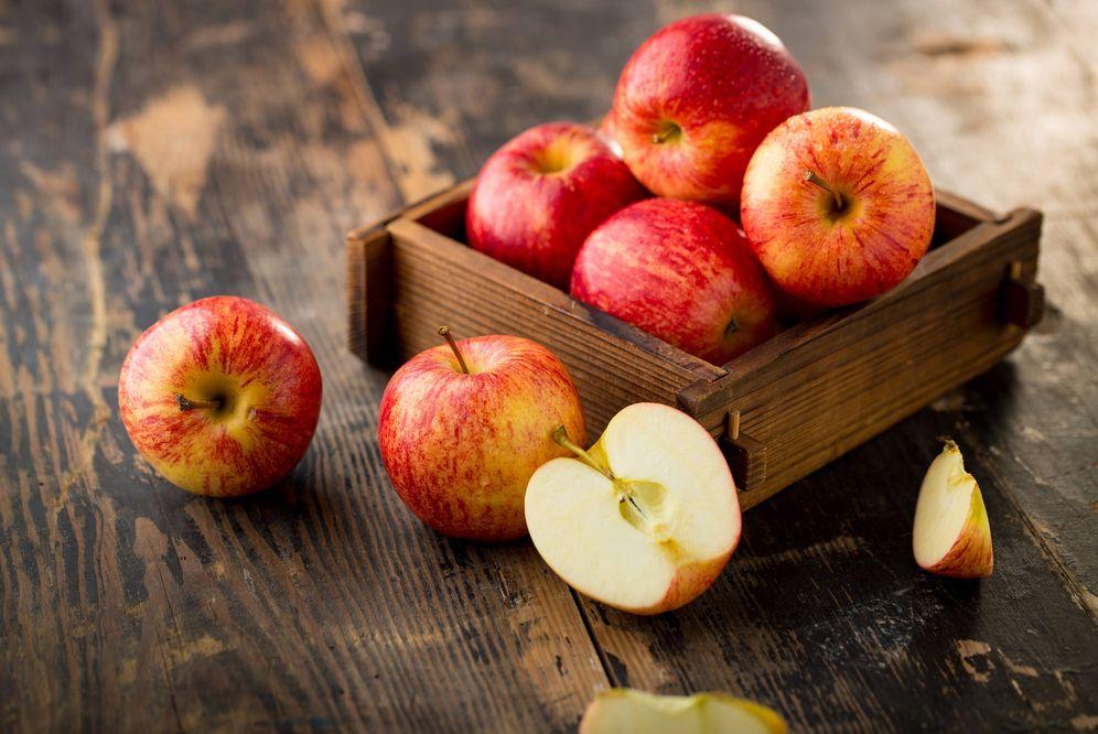 Foto: Una manzana al día... (iStock)
