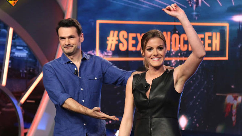 Iñaki López y Andrea Ropero desvelan en 'El hormiguero' cómo empezó su romance