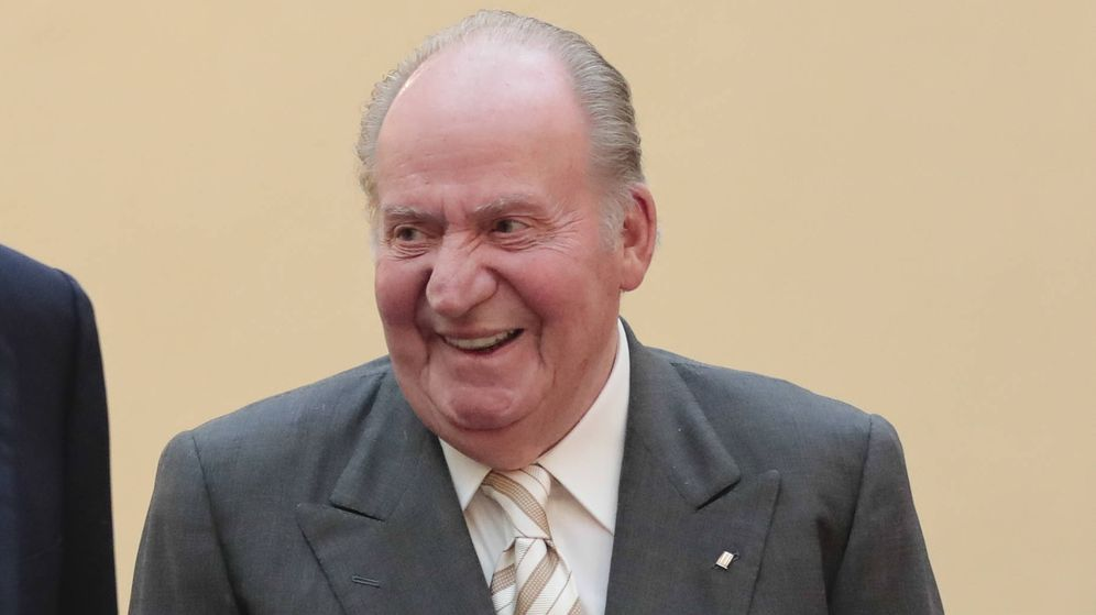 Foto: El Rey emérito, en una imagen de archivo. (Gtres)