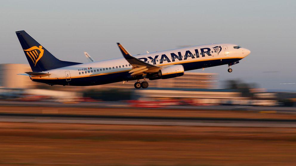 Ryanair inicia un ERE para 512 empleados tras el cierre de cuatro bases españolas