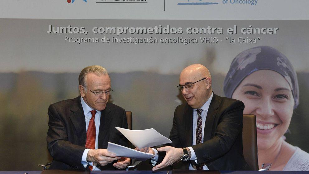 La Caixa dona 6 millones de euros al Vall d'Hebron para la lucha contra el cáncer