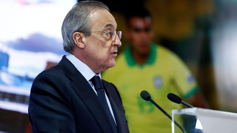 Seis argumentos sobre la Superliga que usó Florentino Pérez  y no encajan con la realidad