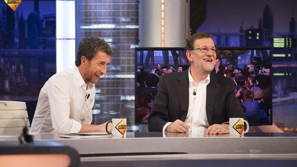 Foto: Mariano Rajoy en 'El Hormiguero' en una foto de archivo