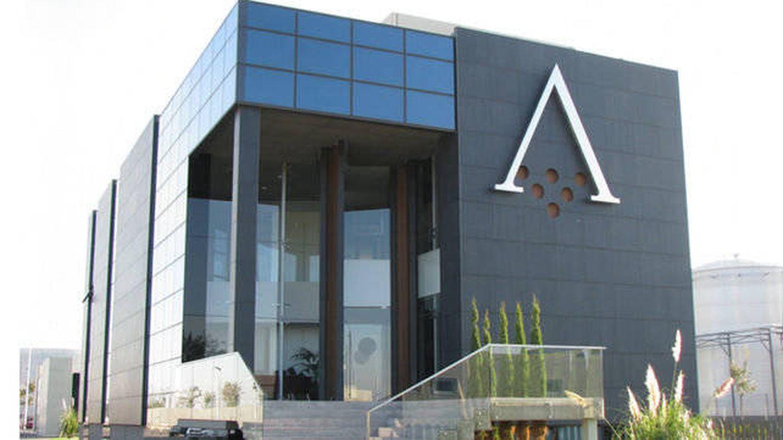 Oficina de Alvinesa en Daimiel, Ciudad Real. (EFE)