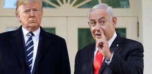 Post de Trump propone nuevo 'plan de paz': Estado palestino con capital en Jerusalén Este