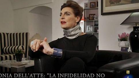 Antonia Dell'Atte carga contra 'Lazos de sangre' y asegura que Mediaset protege a Alessandro Lequio, un verdadero maltratador