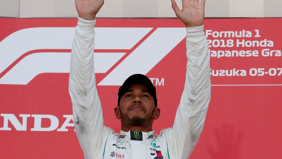 Este es el secreto en el éxito de Hamilton (no es solo Mercedes y su monoplaza)