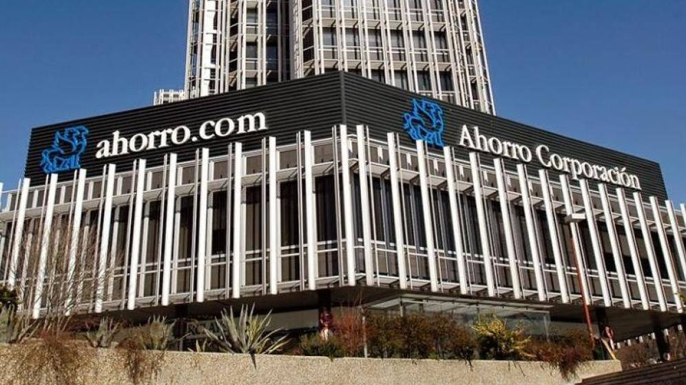 Foto: Imagen de la sede de Ahorro Corporación.