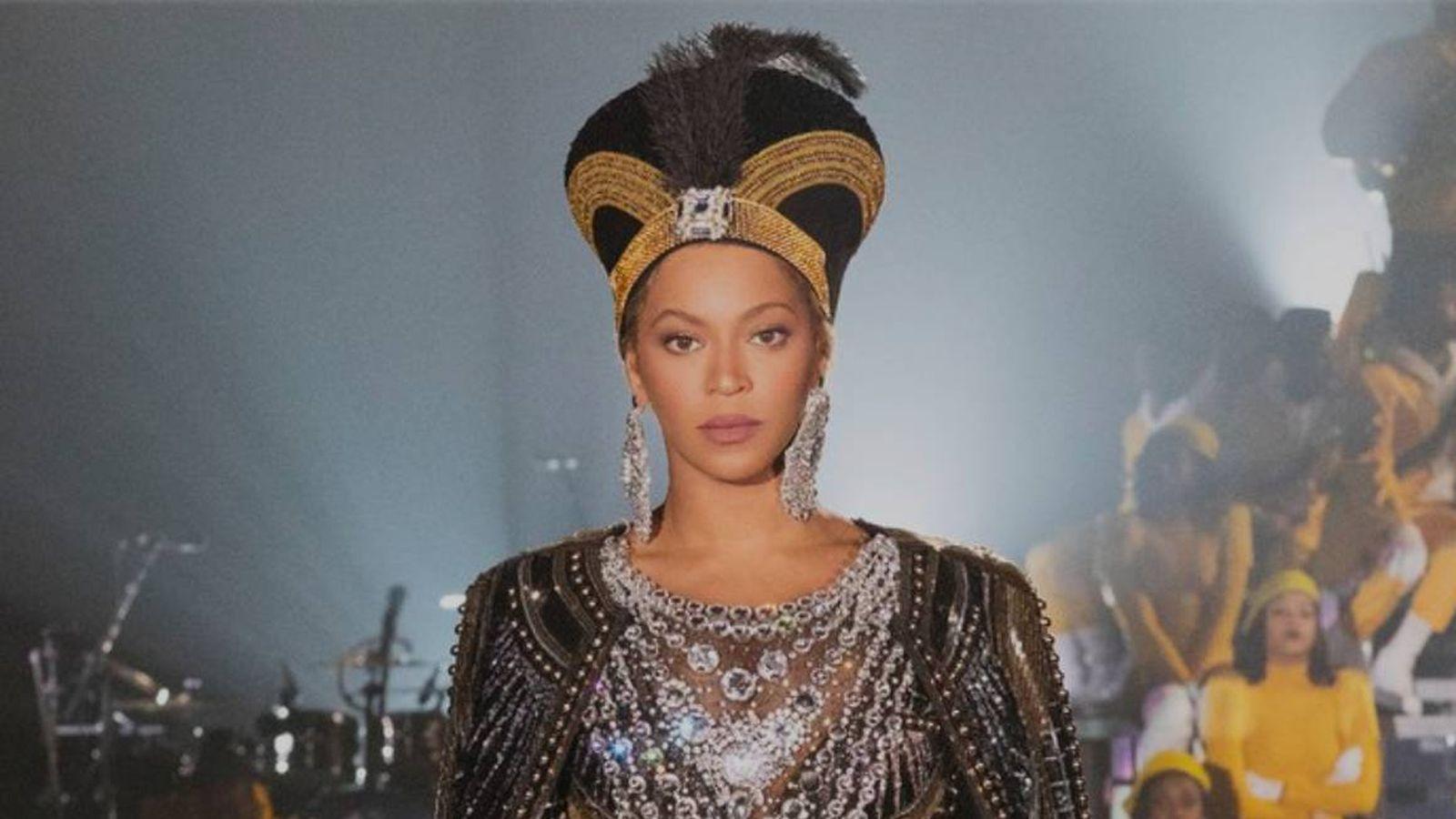 Foto: Imagen: Beyoncé.