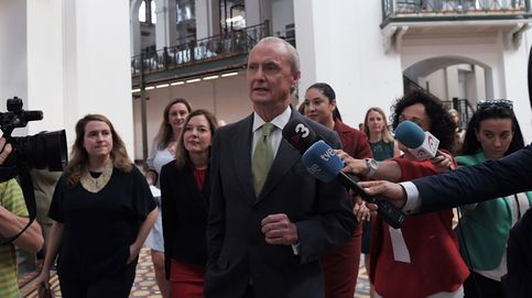 Sánchez y el embajador Morenés