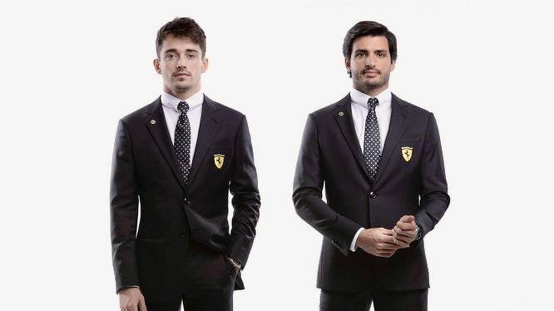 El polvorín de Ferrari: entre Charles Leclerc y Carlos Sainz la diferencia estará en el 'coco'