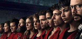 Post de Netflix saca pecho tras el éxito arrollador de 'La casa de papel' en todo el mundo