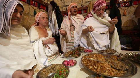 Antigua tradición de baños levantinos en Damasco