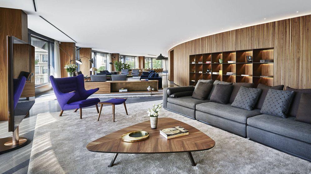 El piso de lujo más caro de España está en Barcelona: 20.000€ por metro cuadrado