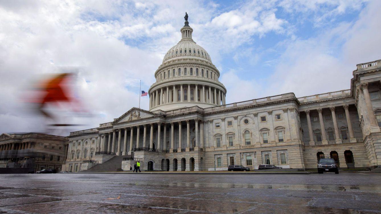Foto: Imagen del Capitolio en Washington DC, en Estados Unidos. (EFE)