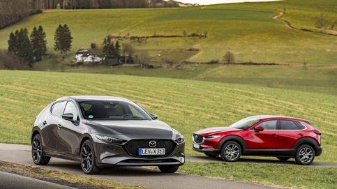 Mazda lanza una nueva motorización más potente y eficiente
