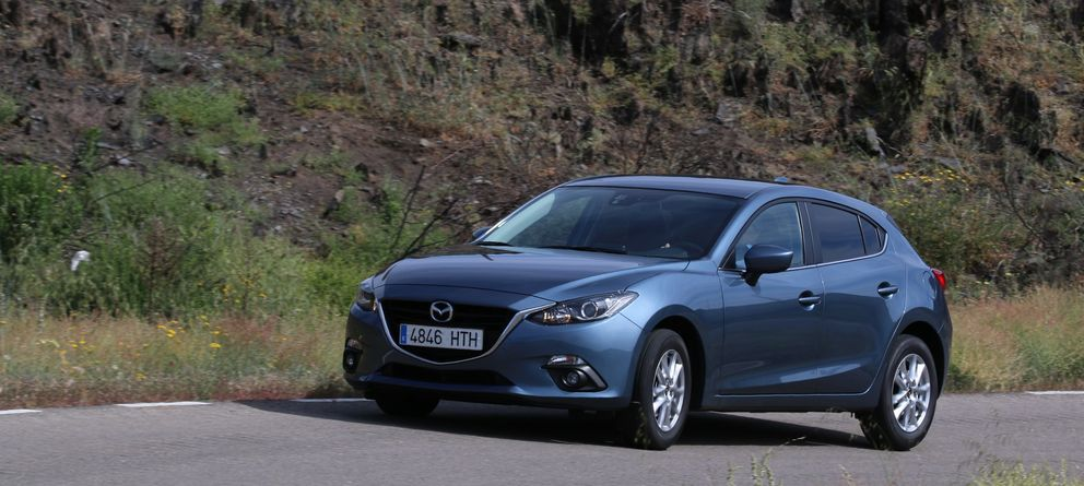 Foto: Mazda 3, una buena alternativa