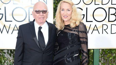 Rupert Murdoch y Jerry Hall anuncian su compromiso