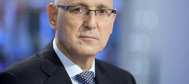 Foto: El jefe de opinión de La Razón, Álvarez Gundín (EFE)