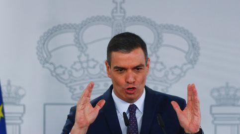 Sánchez cierra el plan de recuperación sin contar ni con la oposición ni con sus socios