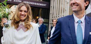 Post de Una española, un vestido fabuloso y un rico heredero: la boda secreta de Vodianova
