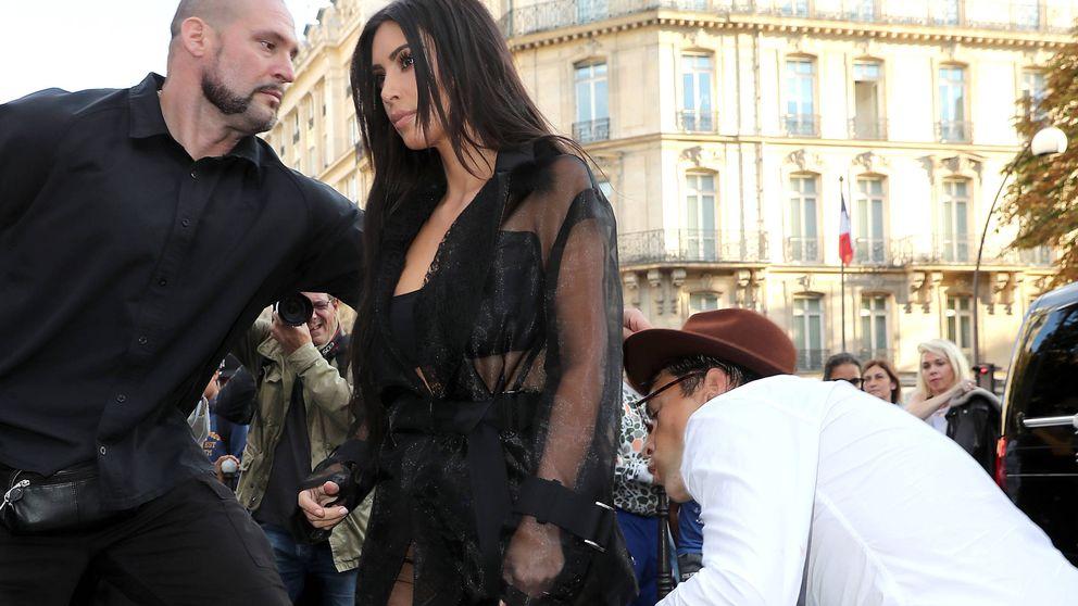 Detienen a 17 personas implicadas en el atraco a punta de pistola de Kardashian