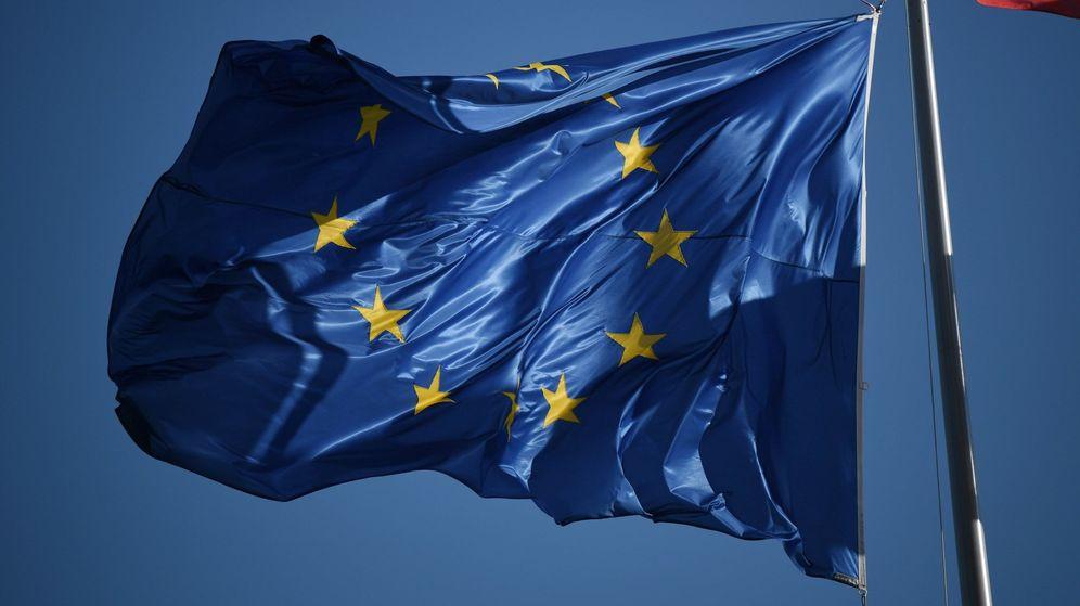 Foto: Bandera de la Unión Europea