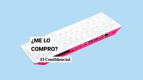Un ordenador dentro del teclado: todo lo que puedes hacer con la nueva Raspberry de 100€