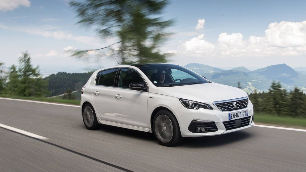 Nuevos motores más ecológicos para el Peugeot 308