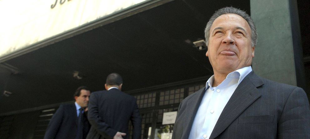 Foto: Pedro Pacheco, ex alcalde de Jerez de la Frontera (EFE)