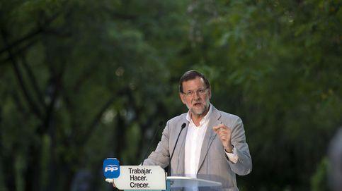 Rajoy pide en la prensa el voto a los catalanes: España se ha puesto en pie