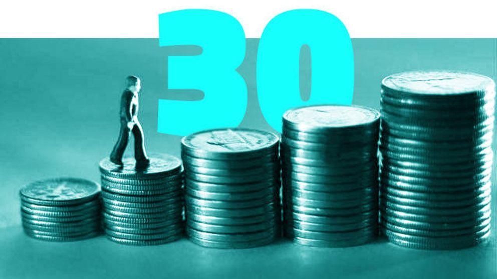 Estos son los treinta fondos de bolsa que ganan más de un 20% este año