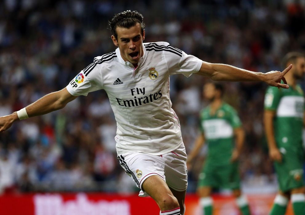 Foto: Gareth Bale deberá demostrar con goles su presencia en el once inicial del Real Madrid.