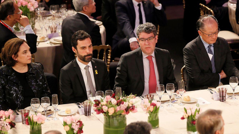 El 'plan Nadal' para salvar al Mobile de los 'indepes': convertir Barcelona en el Davos 2.0