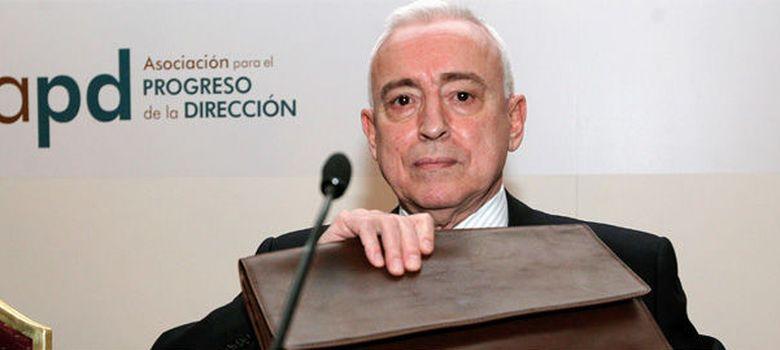 Foto: Miguel Martín, presidente de la AEB. (EFE)