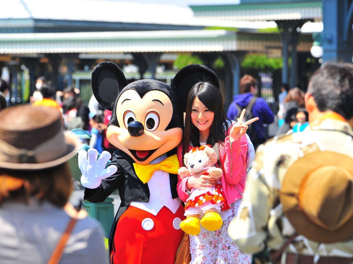 Foto: Mickey Mouse comparte protagonismo en Disney. (EFE)
