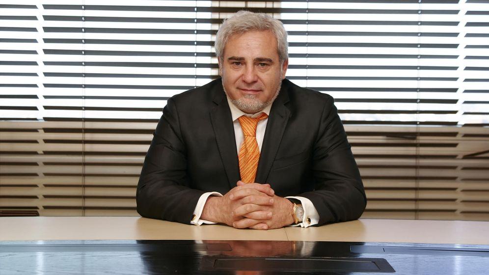 Foto: Félix Abánades, presidente de Quabit Inmobiliaria.