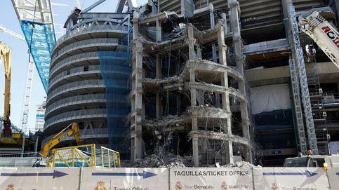 Roban con un alunizaje la tienda del Real Madrid en el Santiago Bernabéu