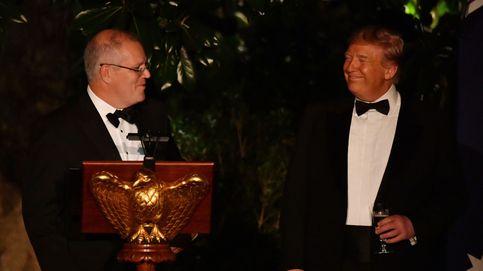 Trump presionó al 'premier' australiano para desacreditar la investigación sobre Rusia