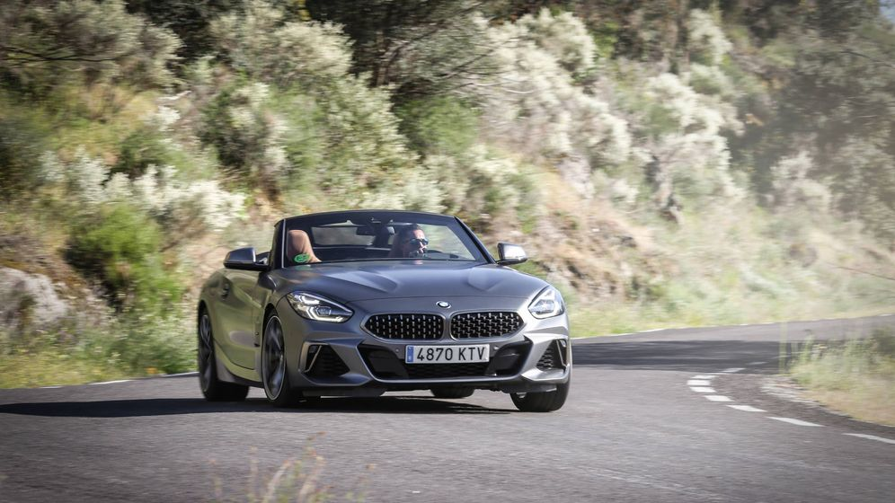 Foto: BMW, un especialista de los 'roadster'