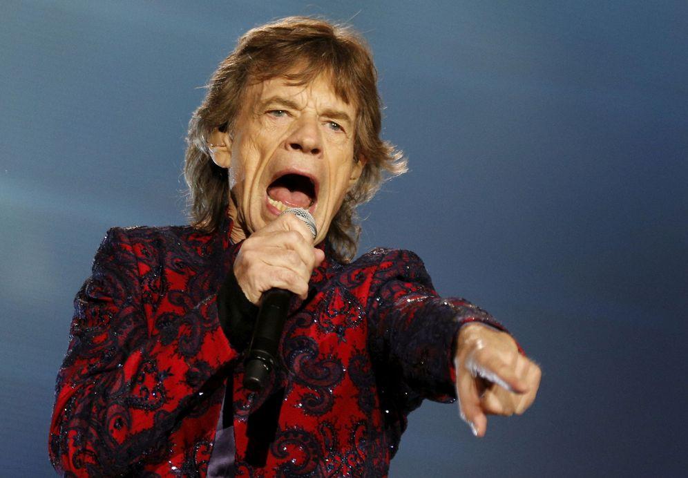 Foto: El líder de los Rolling Stones, Mick Jagger (Reuters)