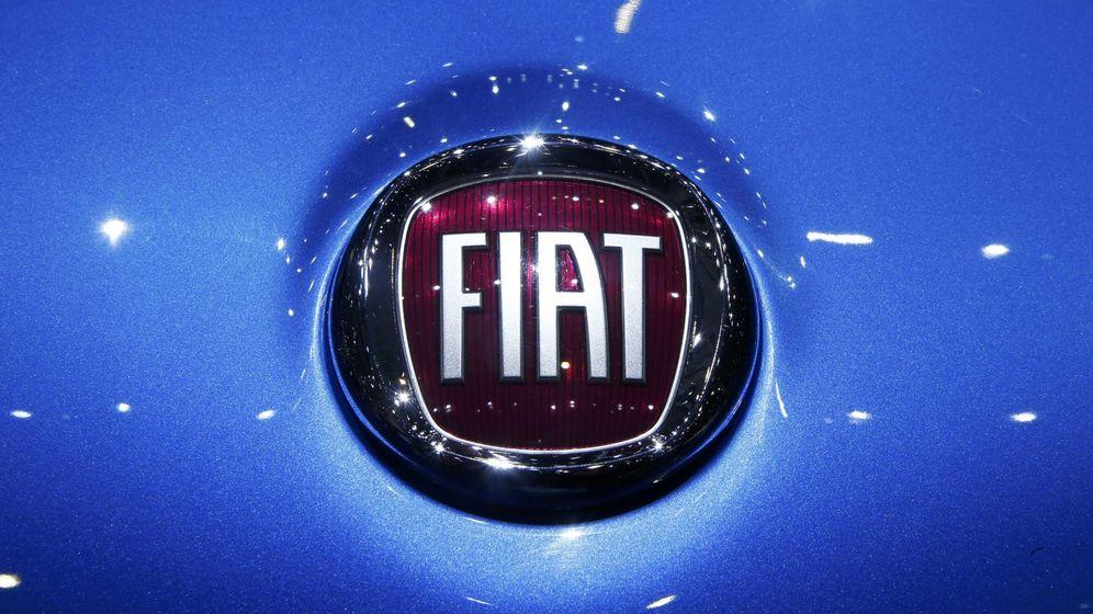 Foto: Logotipo de Fiat (Reuters)