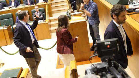 Tangana en el Parlamento Vasco: Bildu llama nazis y asquerosos a delegados de las FSE