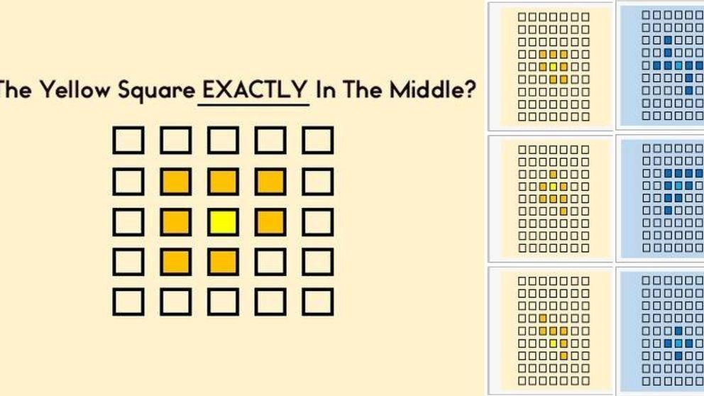 El test que indica si tienes una buena inteligencia visual