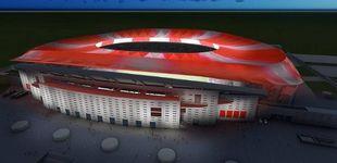 Post de El nuevo estadio del Atlético de Madrid se llamará Wanda-Metropolitano