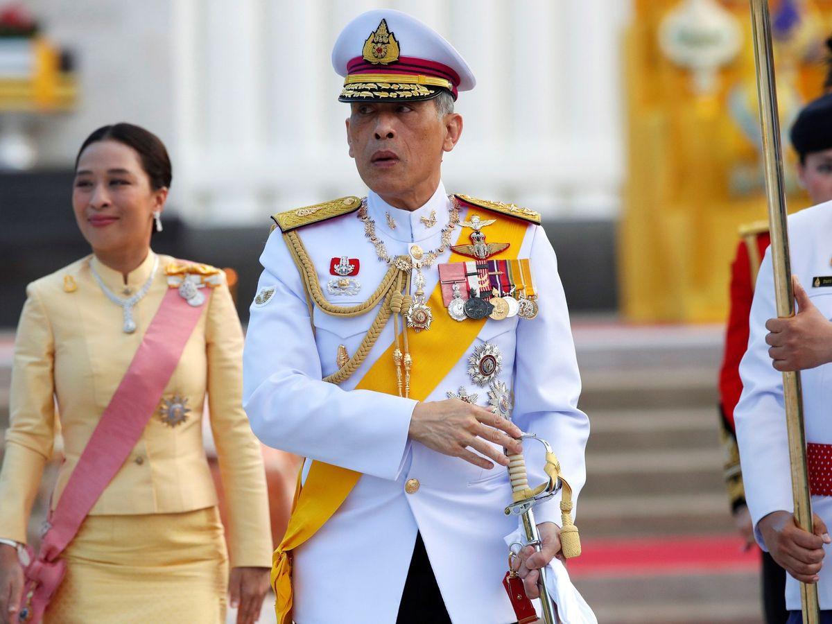 Foto: Rama X. (Reuters)
