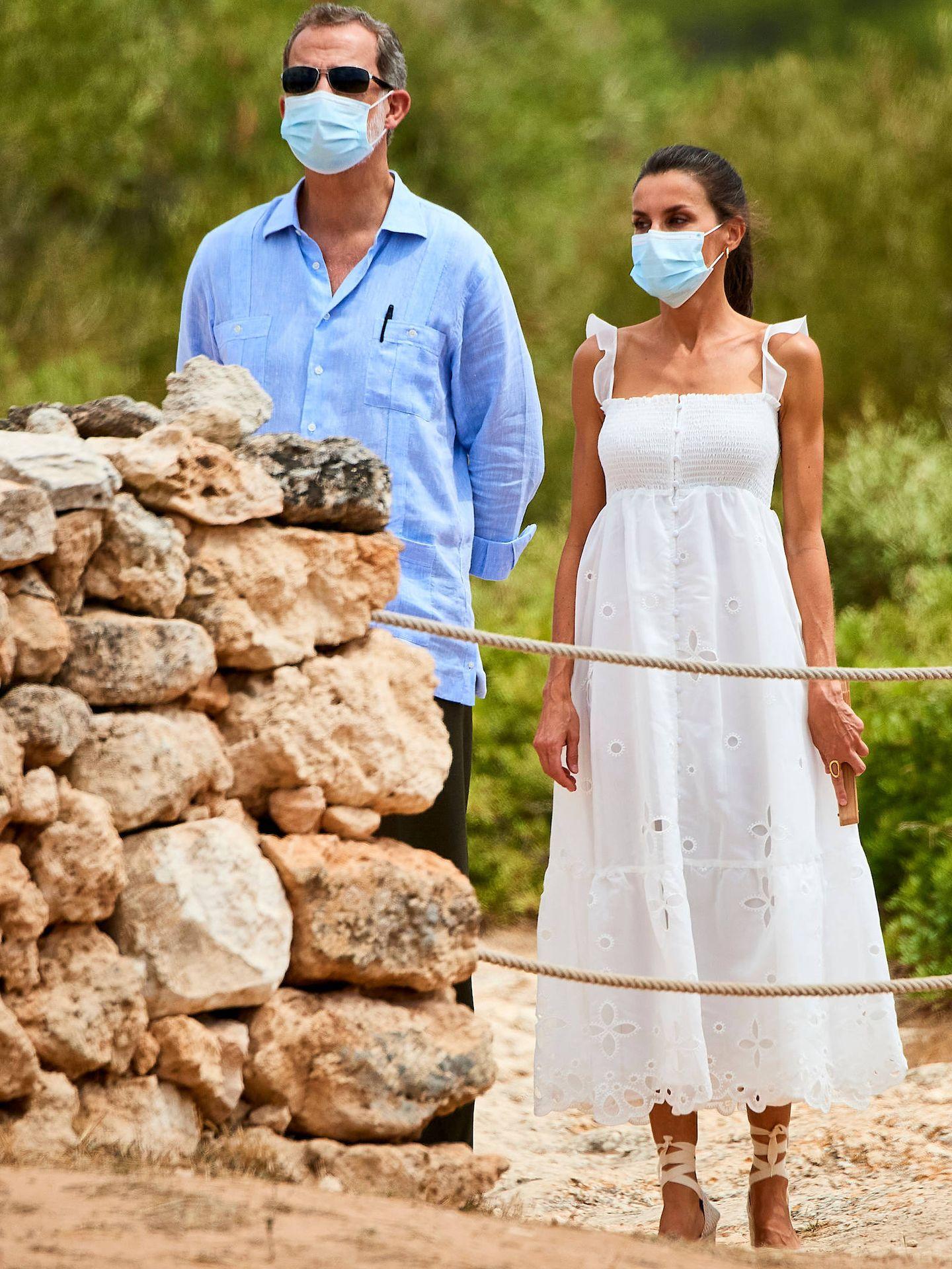 La Reina, en Menorca. (LP)